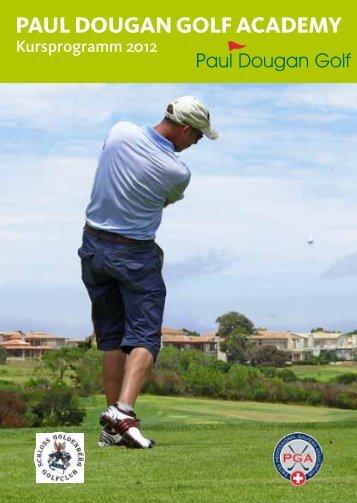 gruppenunterricht 2011 - Paul Dougan Golf Academy