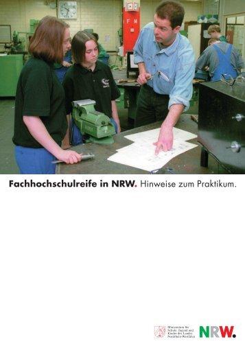 Fachhochschulreife in NRW - Carl-Miele-Berufskolleg des Kreises ...
