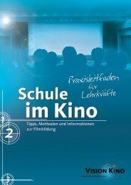 Schule im Kino - Schulkinowoche Thüringen / Sachsen Anhalt