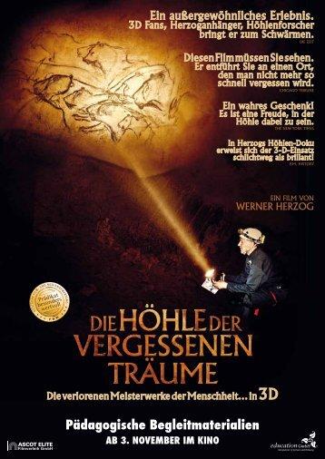 DIE HöHLE DER VERGESSENEN TRÄUME - SCHULKINO.at