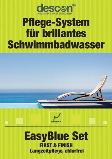 EasyBlue Set - descon-trol.de