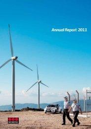 SECURITAS AB Annual Report 2011