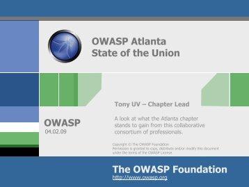 OWASP Plan - Strawman - Bad Request