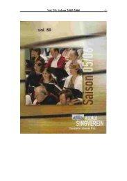 Vol. 59: Saison 2005-2006 - 1 -