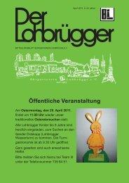 Wir begrüßen als neue Mitglieder - Bürgerverein Lohbrügge eV seit ...