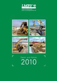 Daten und Fakten 2010 - LMBV