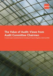 tERMs of REfEREnCE - Accounting and Corporate Regulatory ...