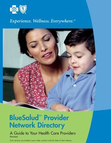 BlueSalud Provider Network Directory - Blue Cross Blue Shield of ...