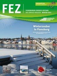 FEZ Winter 2011 - Stadtwerke Flensburg GmbH