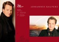 Musik & Medien Postfach 1250 D - 56402 ... - Johannes Kalpers