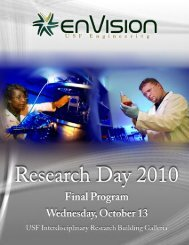 Index of Poster Presentations - College Of Engineering - University ...