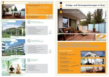 Anlage- und Vorsorgewohnungen in Graz Anlage- und ...