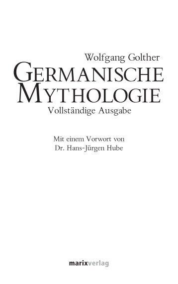 geht´s zur Leseprobe - marixverlag.de