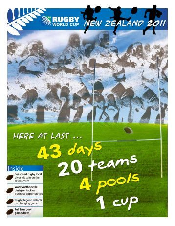 here at last ... nEW ZEALAND 2011 - Local Matters Newspapers