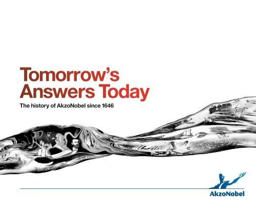 Tomorrow's Answers Today - AkzoNobel