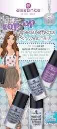 special effects for your nails - Essence