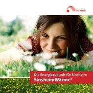 Wie funktioniert SinsheimWärme+? - AVR
