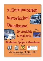 Das Auto & Technik Museum Sinsheim eV, Dr. - Konrad Auwärter