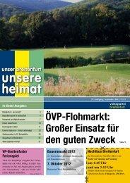 unsere heimat - ÖVP Breitenfurt