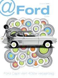 Juli/augustus 2009 - Ford