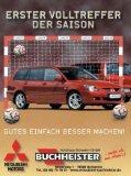"""Täglich für Sie """"am Ball"""" - SV Post Schwerin - Handball-Bundesliga - Page 2"""