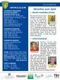 """Täglich für Sie """"am Ball"""" - SV Post Schwerin - Handball-Bundesliga - Page 4"""