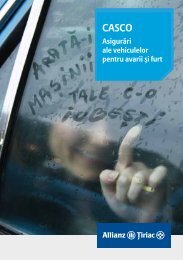 casco navigator - Allianz-Tiriac Asigurari