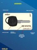 catálogo de chaves e máquinas de sistemas ... - Chaves Gold - Page 4