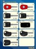 catálogo de chaves e máquinas de sistemas ... - Chaves Gold - Page 5