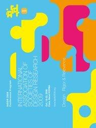 international association of societies of design research ... - iasdr 2009