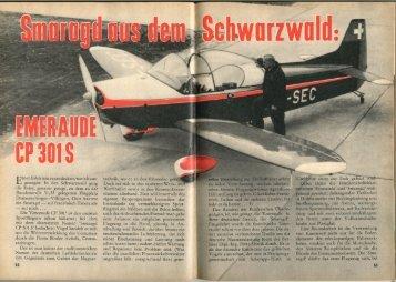 HOBBY. Das Magazin der Technik, Heft 2/62 - Emeraude