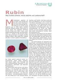 Rubin - schmelzeisen.de