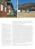 BAUEN IN BHUTAN - bei bsr bürgi schärer raaflaub architekten sia ag - Seite 5