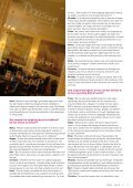 de stemming aan tafel is uitstekend - FNV Horecabond - Page 5