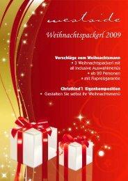 Weihnachtspackerl 2009