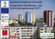 Integriertes Handlungs- und Entwicklungskonzept 2011 - staaken.info