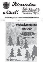 Mitteilungsblatt Nr. 41-2011 vom 14.10.2011.pdf - Illerrieden