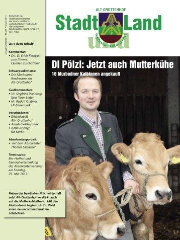 Beitrag von Hrn. DI Matthias Pölzl - Land- und Forstwirtschaftliche ...