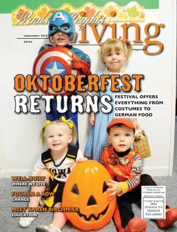 Windsor Heights - Iowa Living Magazines
