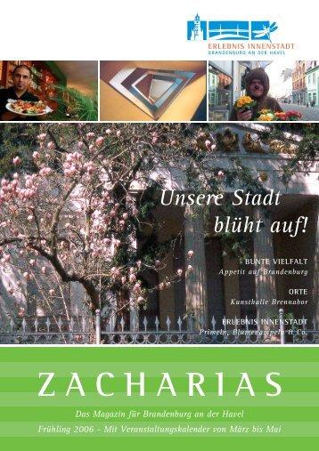 ZACHARIAS - Brandenburg an der Havel
