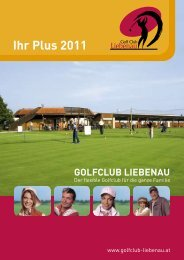 in Graz - Golf Club Liebenau