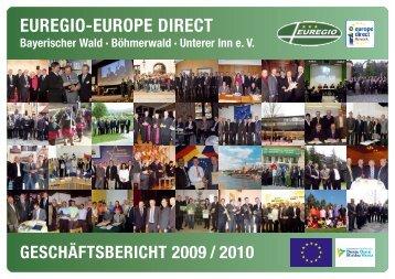 Europaregion Donau-Moldau - Euregio Bayerischer Wald