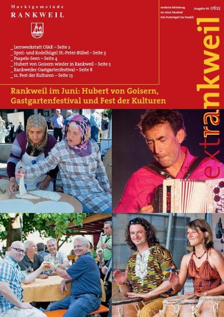 extRankweil Juni 2012 - Marktgemeinde Rankweil