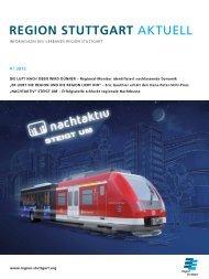 """""""nachtaktiv"""" Steigt uM - Verband Region Stuttgart"""