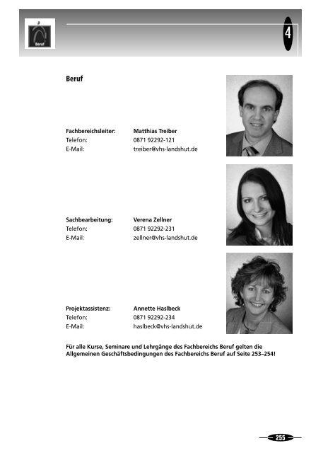 ProfilPASS - Volkshochschule Landshut