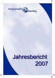 Jahresbericht 2007 - Kreisjugendring Starnberg - Landkreis Starnberg