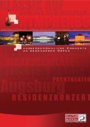 Image-Broschüre der Kulturgipfel GmbH