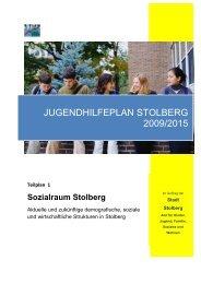 Teilplan 1: SOZIALRAUM STOLBERG