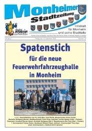am 02. Oktober 2008 in - Monheim
