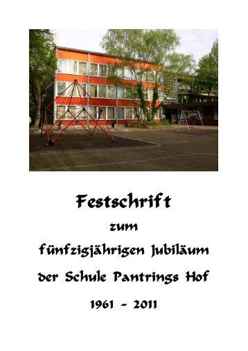 Download Festschrift zum fünfzigjährigen Jubiläum 2011